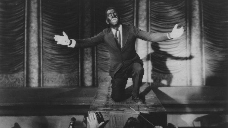 Al Jolson in The Jazz Singer
