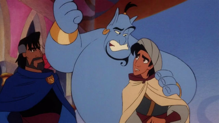 Aladdin and the King of Thieves