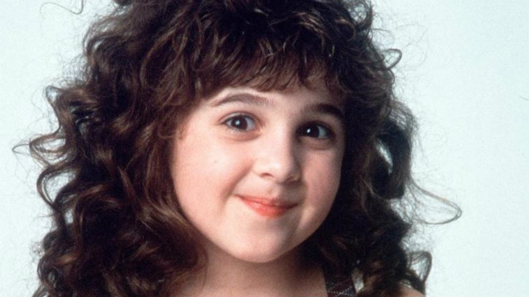 Alisan Porter in Curly Sue