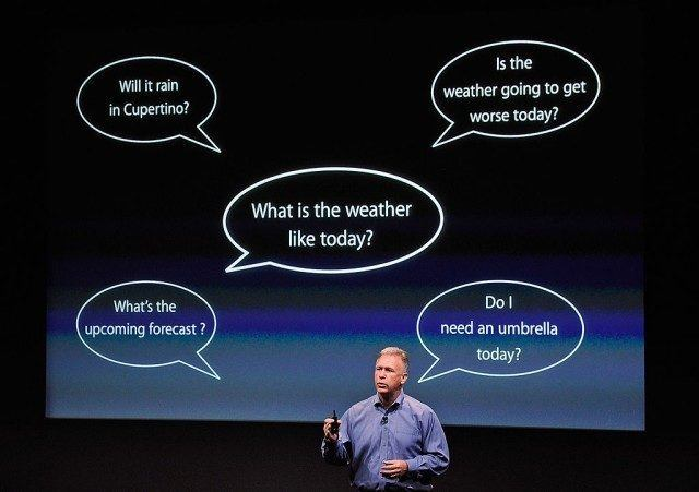 Phil Schiller discusses Siri, the new personal assistant for the iPhone 4s - Siri vs. Alexa