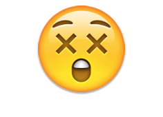 Astonished face - emoji meanings