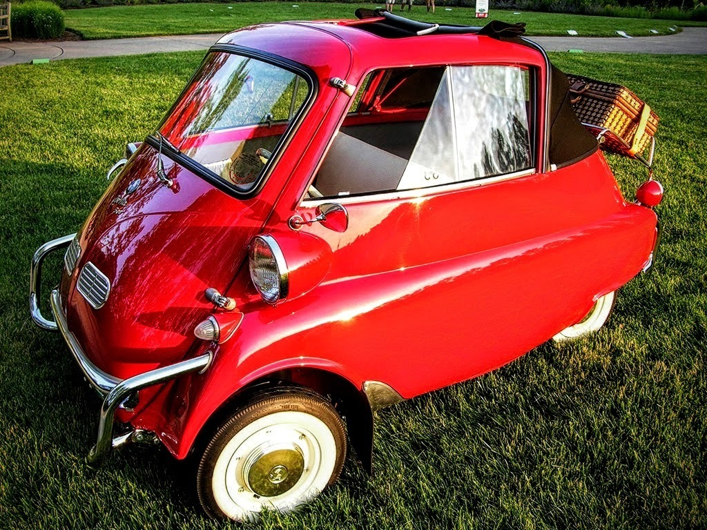 Strangest Cars Ever Invented