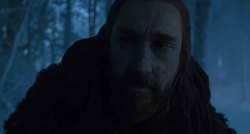 Benjen Stark - Game of Thrones, Season 6