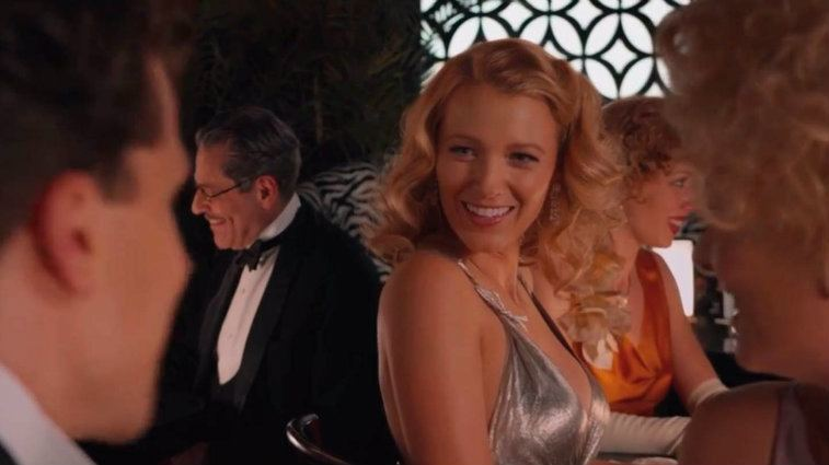 Blake Lively in Cafe Society