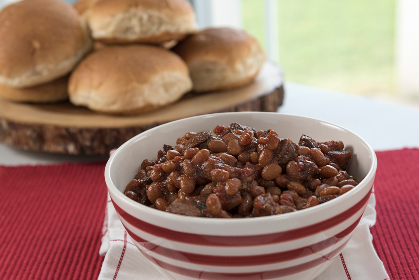 Baked Beans and Buns