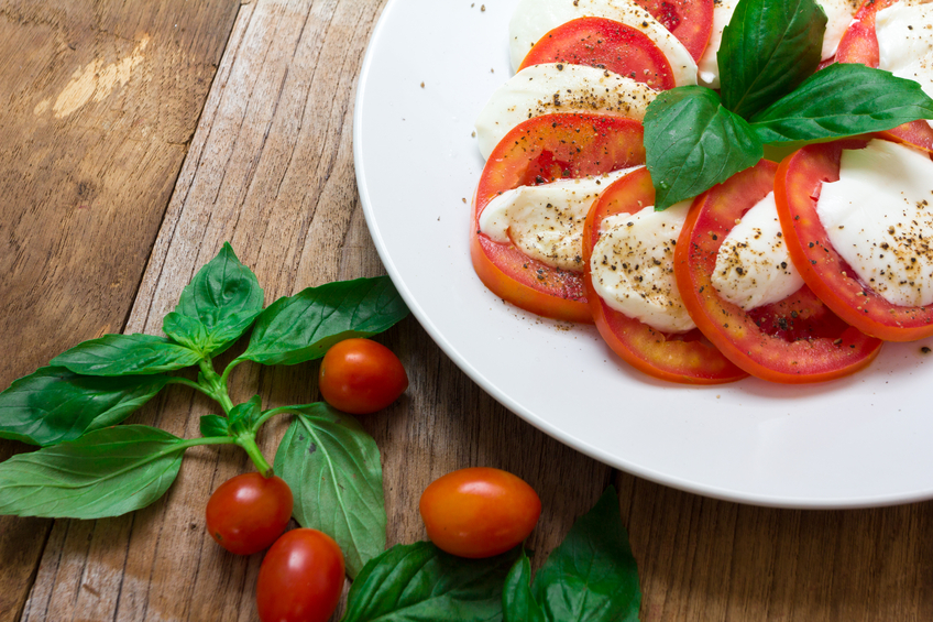 Caprese salad recipes