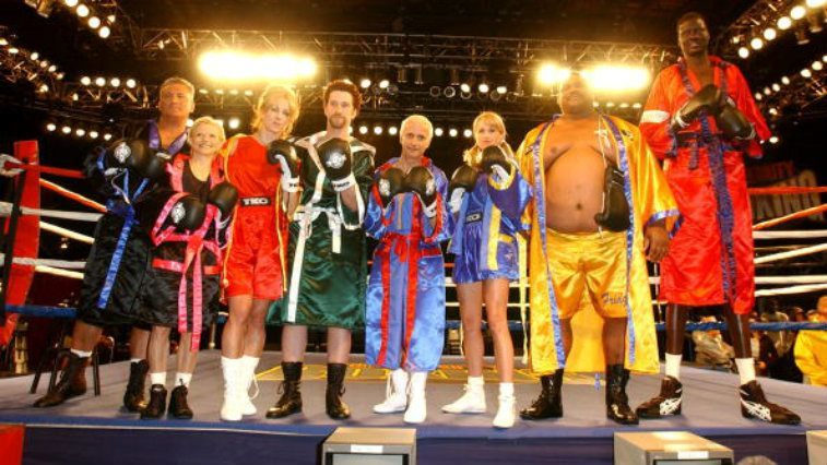 Celebrity Boxing
