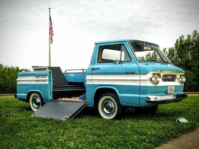 Chevy Corvair Truck