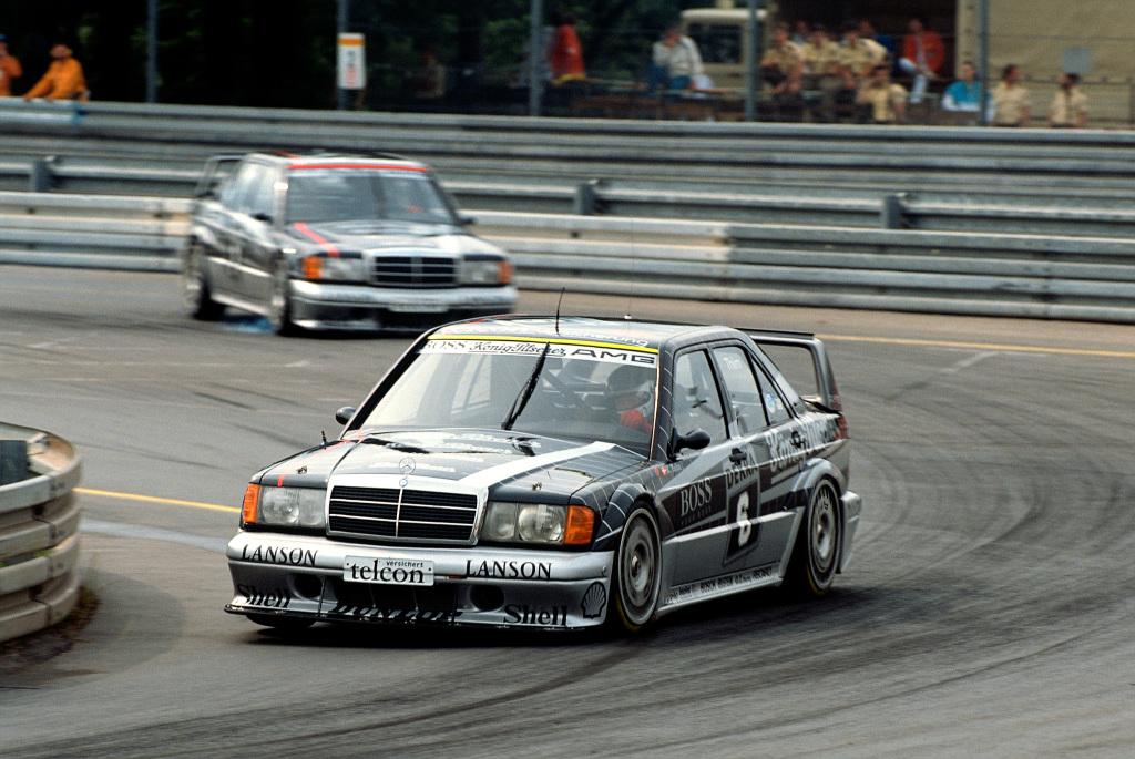 Mercedes-Benz 190E Cosworth Evolution II