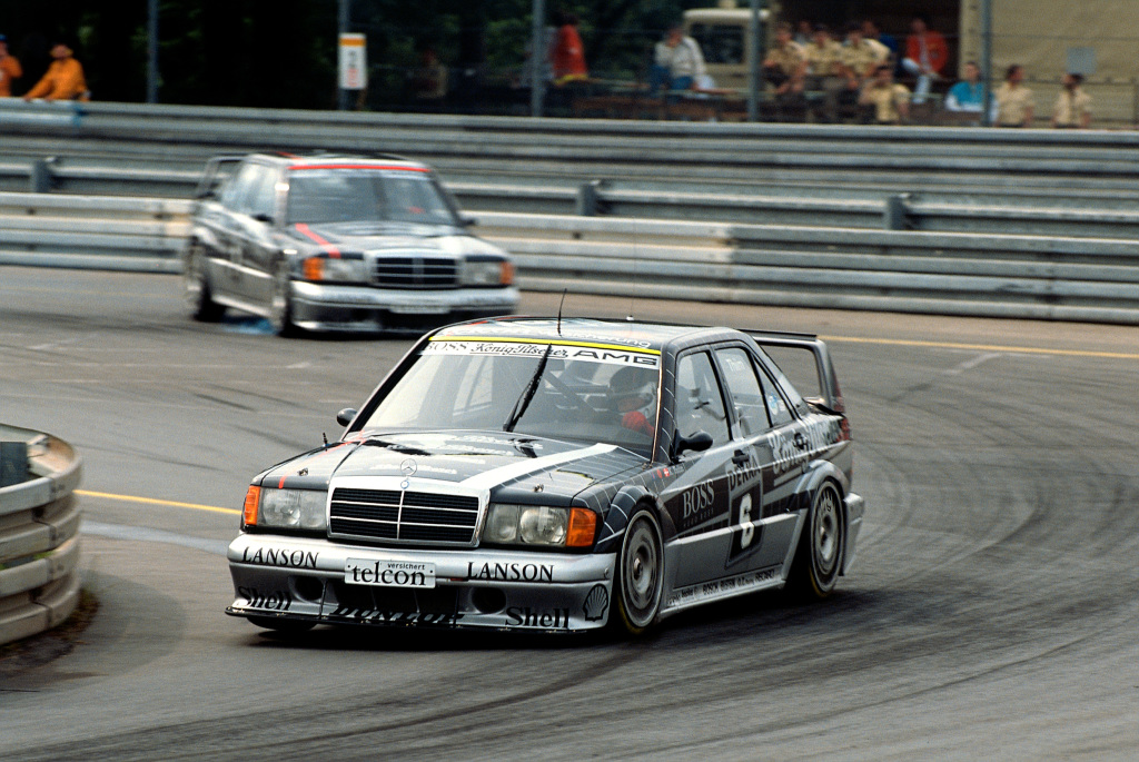 Mercedes-Benz 190E Cosworth Evolution II