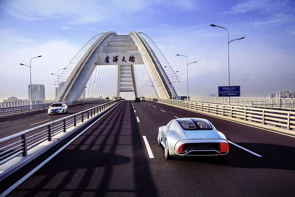 Mercedes FAA Concept