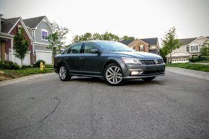 2016 Volkswagen Passat V6 SEL Review: The Good German