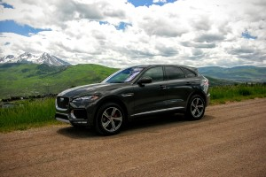 6 Things We Learned About the 2017 Jaguar F-Pace