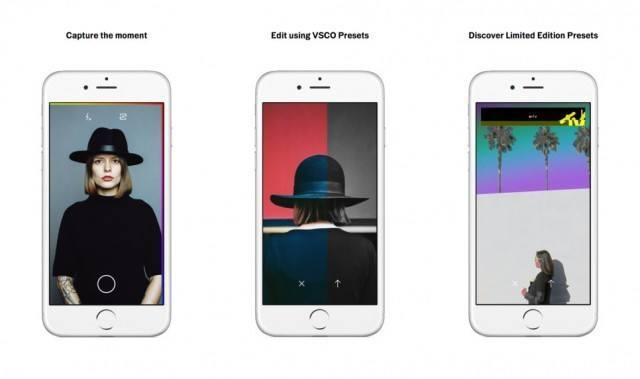 DSCO by VSCO - how to make a GIF