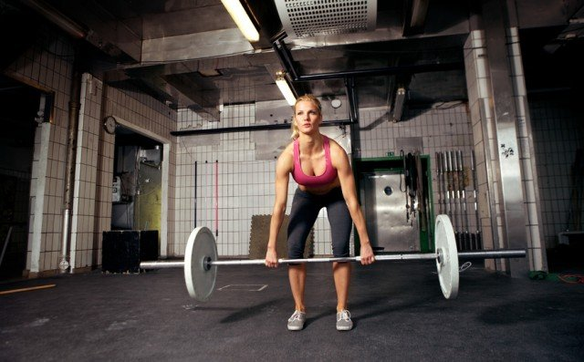 Deadlifts can injure you if you aren't careful.