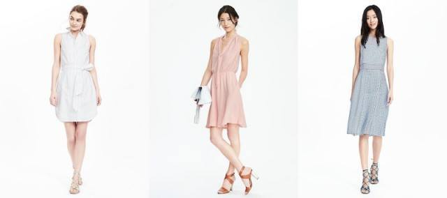 Dresses - day-to-night essentials