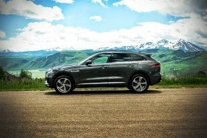 First Drive: Jaguar's Supercharged F-Pace Sport Crossover