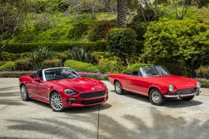 8 Ways the Fiat 124 Spider Differs From the Mazda Miata