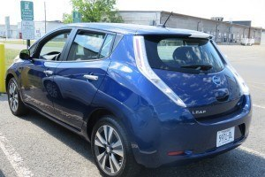 Quick Drive: 107-Mile Nissan Leaf Does NYC to Philly Round Trip