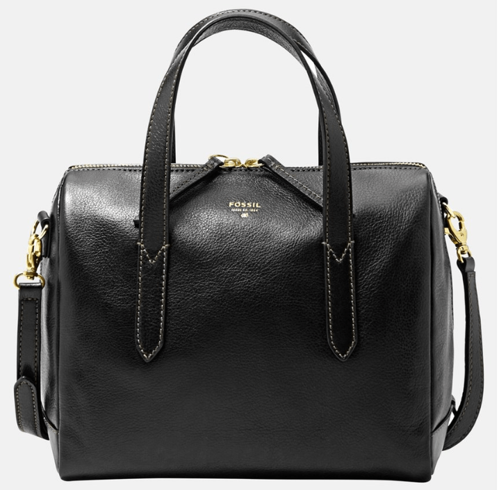 Fossil Sydney satchel - designer handbags under $200