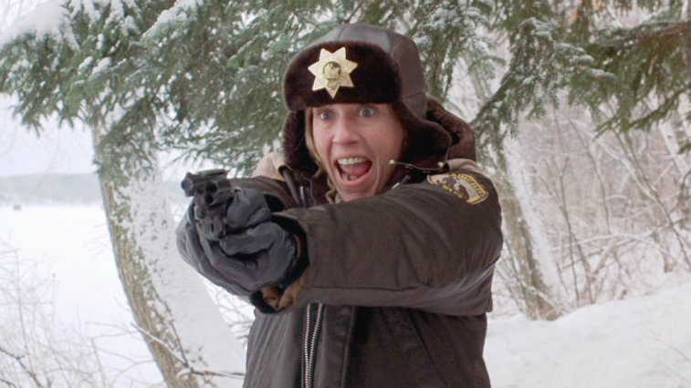 Frances McDormand in Fargo