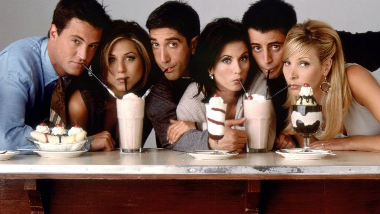 Friends, NBC