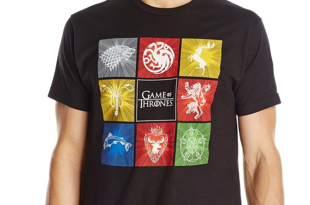 Game of Thrones House Sigils T-Shirt