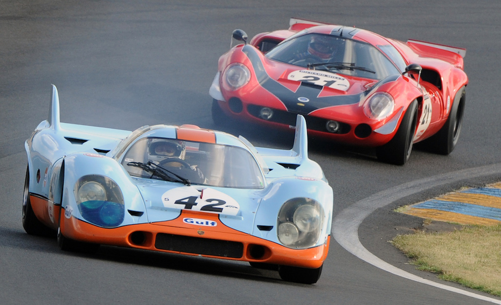 Lola T70, a dream garage car