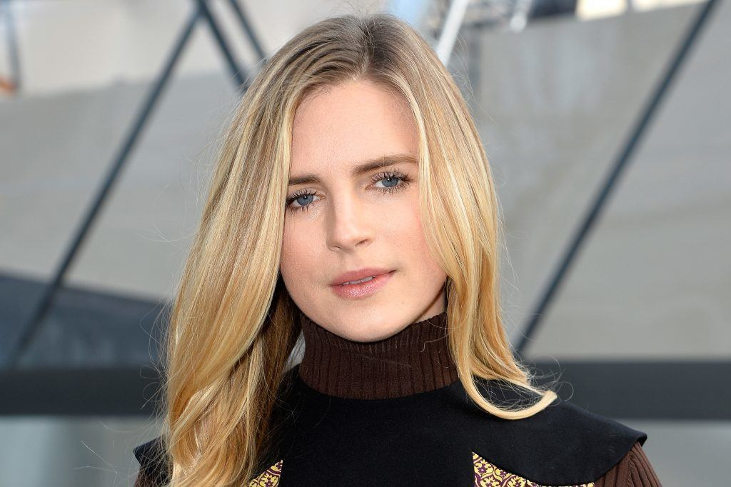 Brit Marling   Pascal Le Segretain/Getty Images