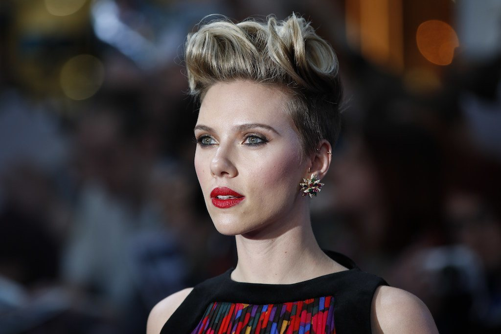 Scarlett Johansson S Net Worth Continues To Climb After Avengers Infinity War