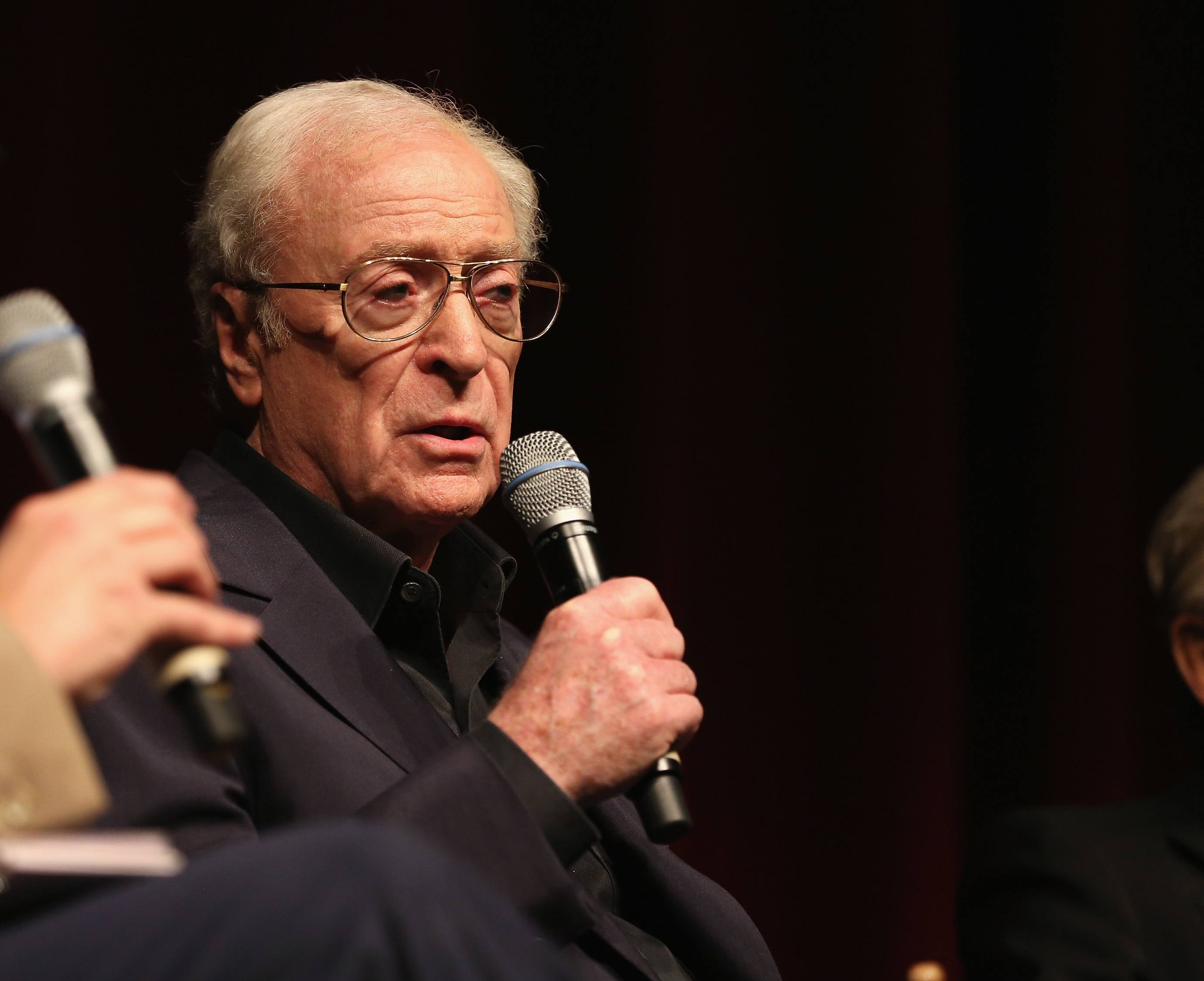 Michael Caine | Robin Marchant/Getty Images