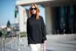 11 Non-Boring Ways to Wear All Black, According to Street Style Stars
