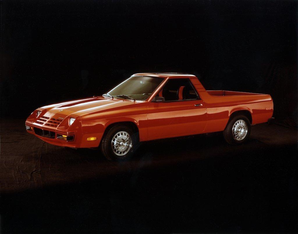 1982 Dodge Rampage