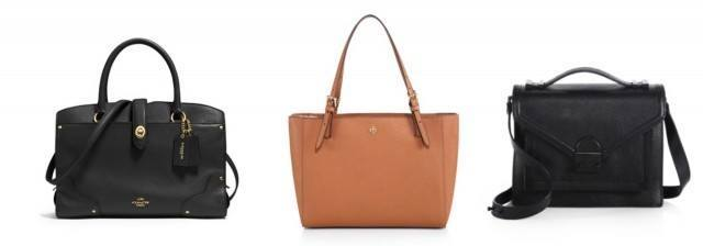 Handbags - day-to-night essentials