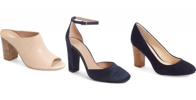 Heels - day-to-night essentials