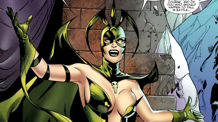 Hela in Marvel Comics