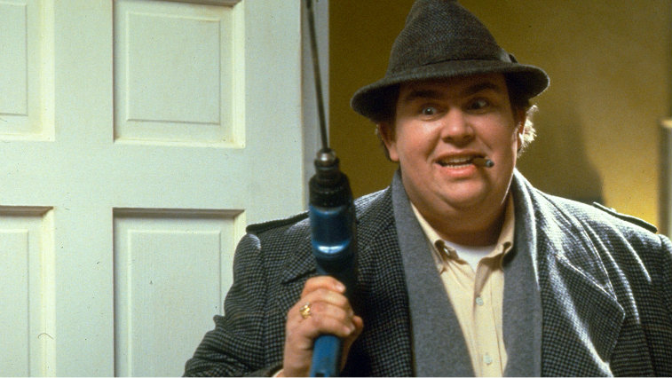John Candy in Uncle Buck
