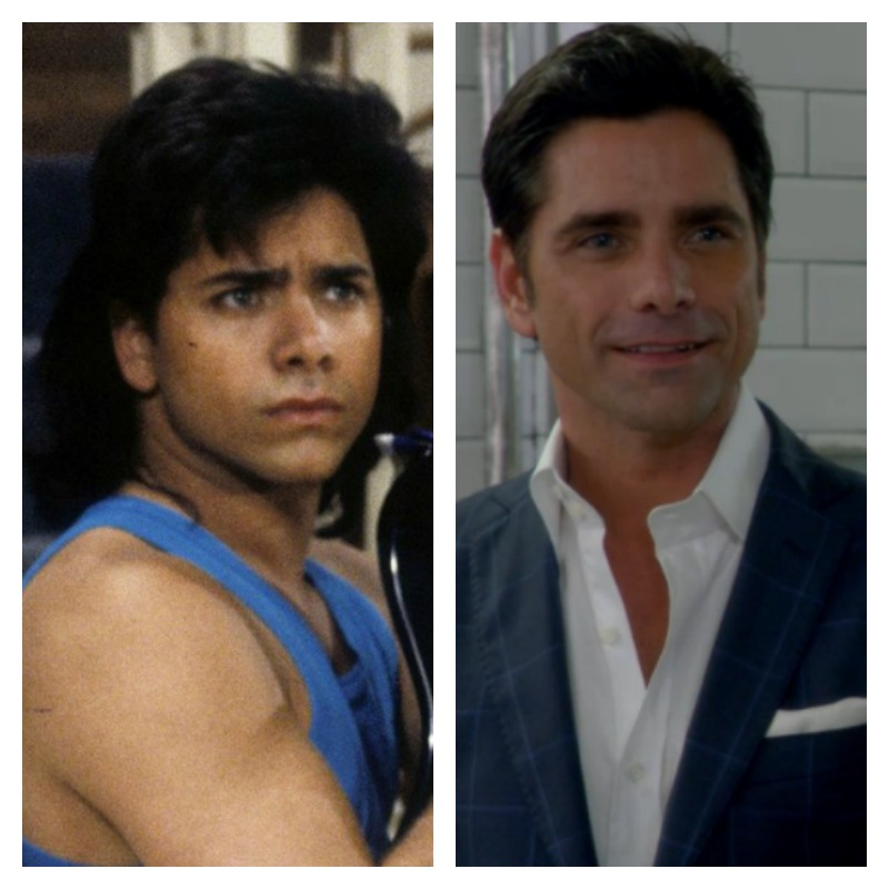John Stamos, actors who haven't aged