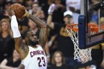 7 Mind-Blowing LeBron James Dunks From the 2016 NBA Finals