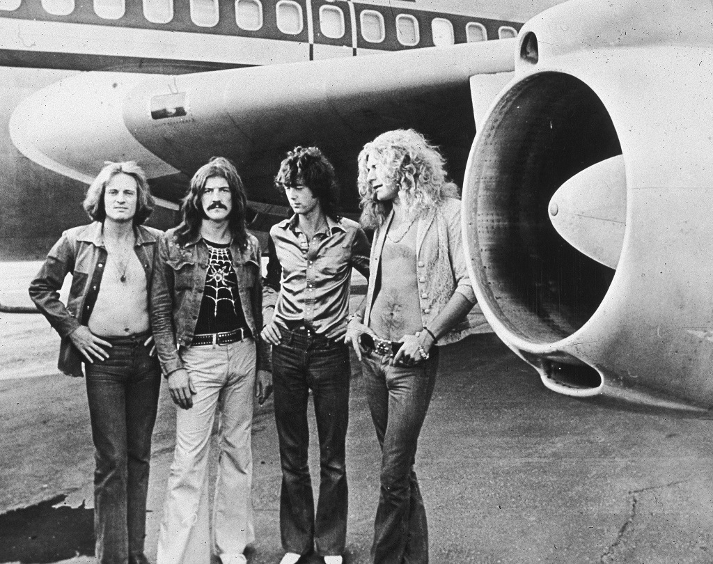 Led Zeppelin, 1973