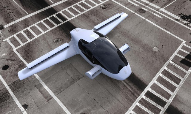 The future of transportation is flying cars