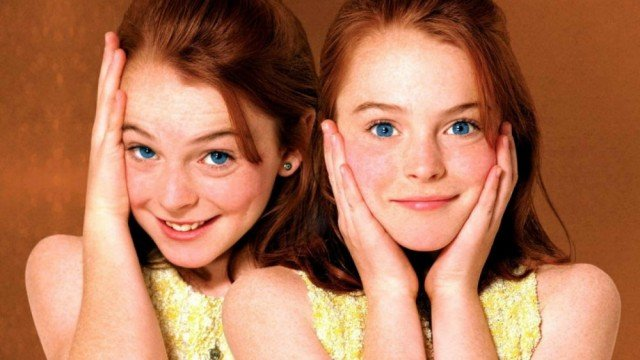 Lindsay Lohan in 'The Parent Trap'.