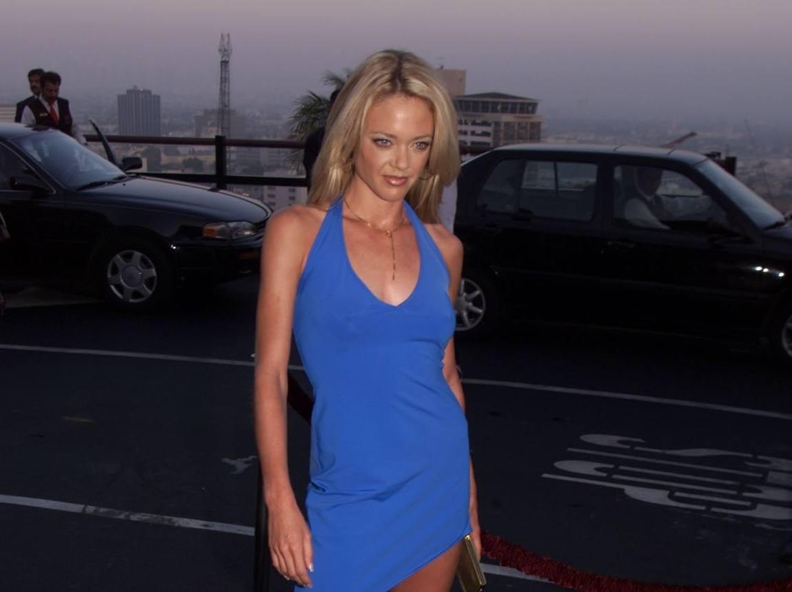 Lisa Robin Kelly at the FOX 2000 summer press tour party