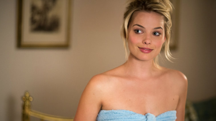 Margot Robbie in About Time