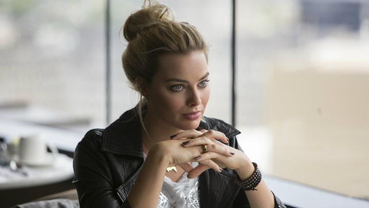Margot Robbie in Focus