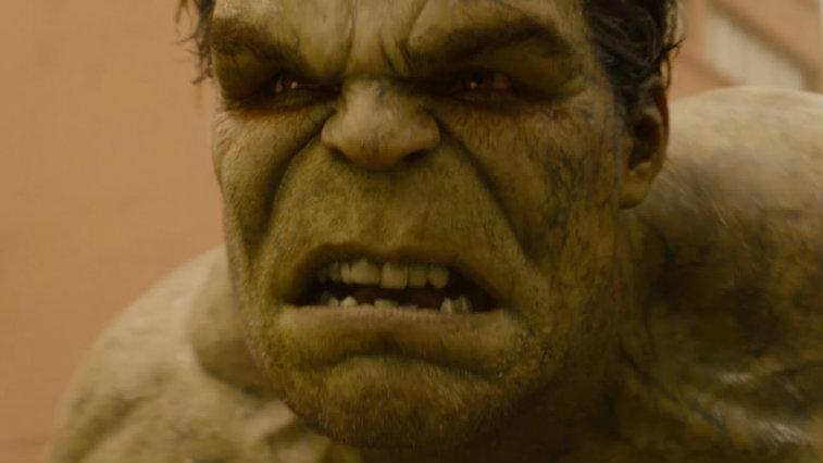 Mark Ruffalo in Avengers Age of Ultron