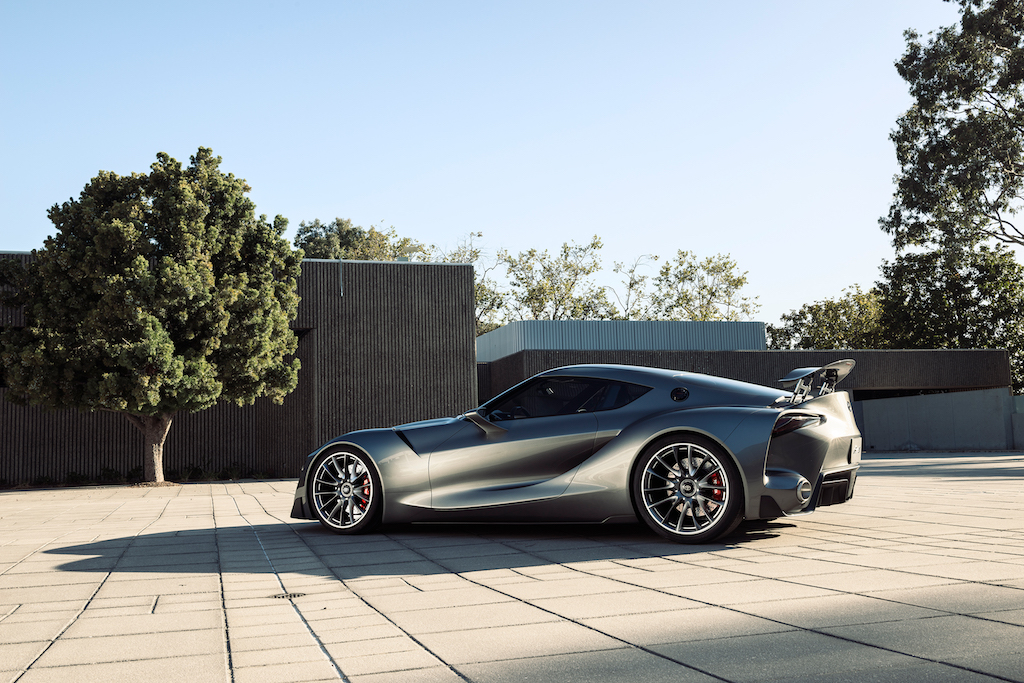 McCalls Toyota FT-1 Concept