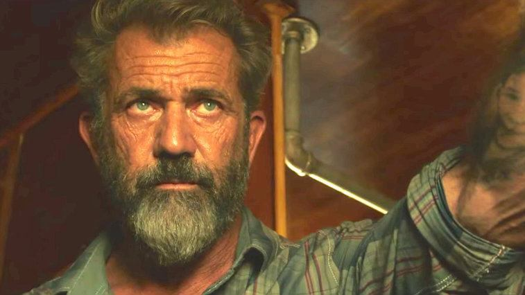 Mel Gibson in Blood Father