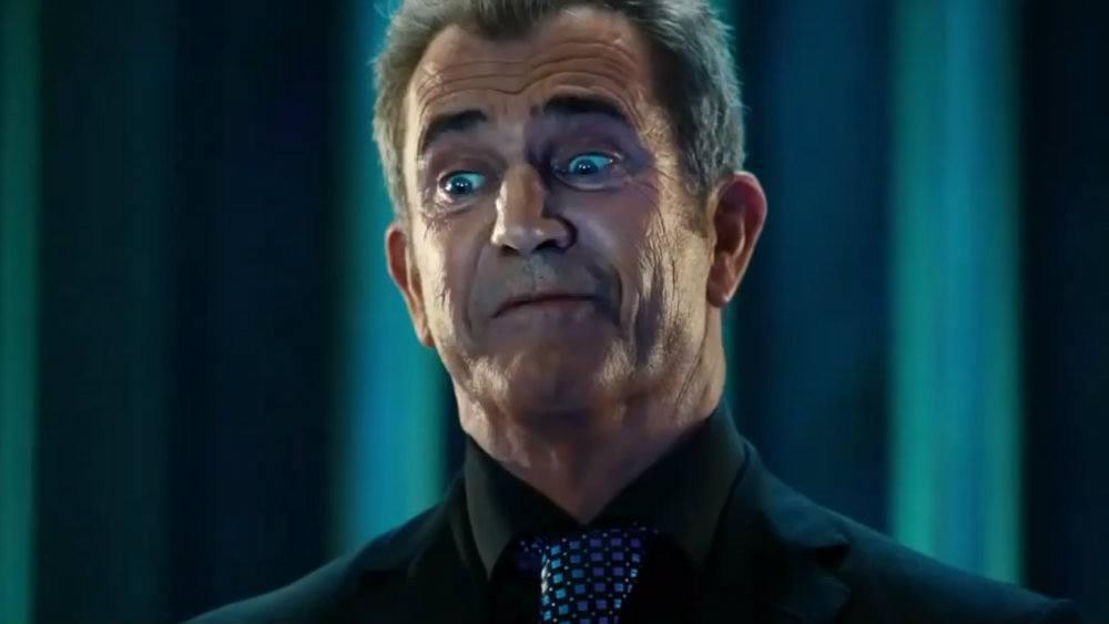 Mel Gibson in Machete Kills