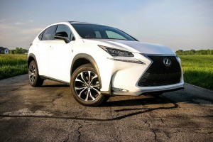 2016 Lexus NX 200t Review: Driving Lexus's First Turbocharged SUV